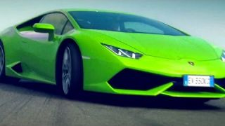 Lamborghini Huracán Review - Top Gear - Series 22
